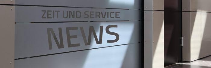 Zeit-und-Service-News