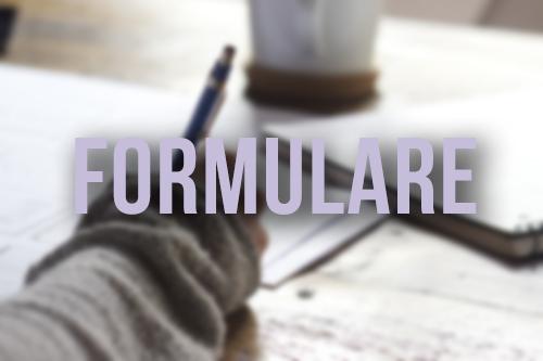 Zeit und Service - Bildungsangebote - Formulare zum Download