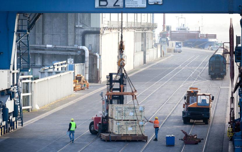 Zeit und Service - Port Profi