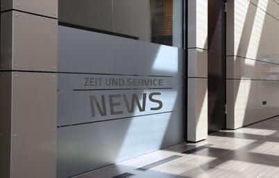 Neuigkeiten / Ankündigungen